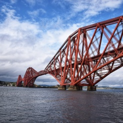Forth Rail Bridge - UNESCO World Heritage Site