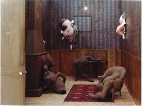 Hôtel du Pavot, Chambre 202
