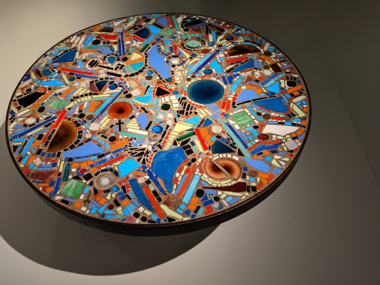 Mosaic Table, 1947