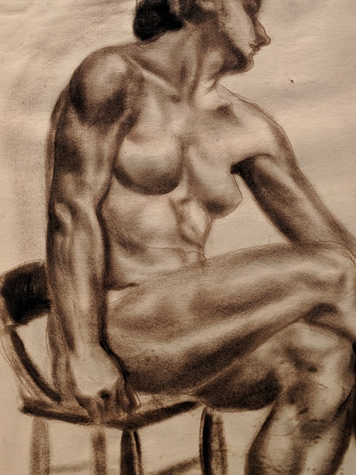 Studies from the Nude, 1933