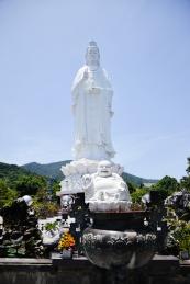 Lady Buddha & Laughing Buddha