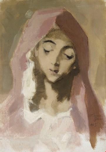 Madonna de la Charité, El Grecon mukaan (1941)