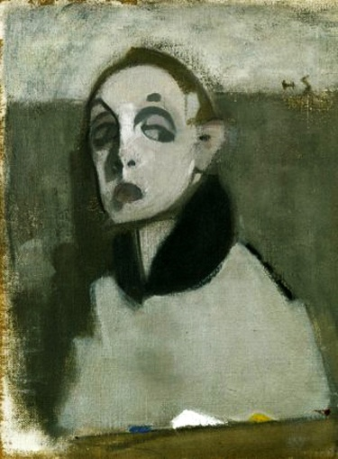 Self-portrait with Palette (1937)