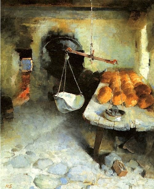 The Bakery (1887)