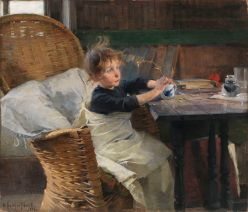 The Convalescent (1888)